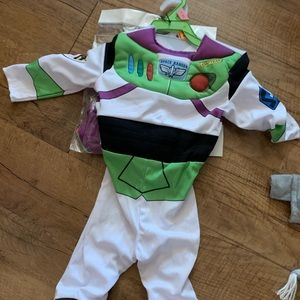 Buzz Lightyear Costume 12-18 months
